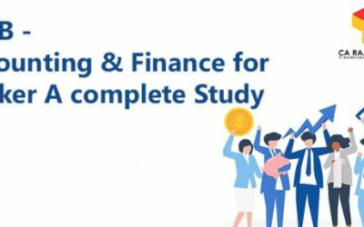jaiib Accounting and finance courses