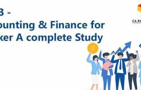 JAIIB Accounting & Finance for Banker A Complete Study