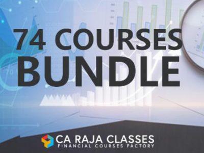 74 Courses Bundle