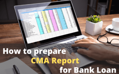 CMA Report for bank loans Preparation Courses in kochi