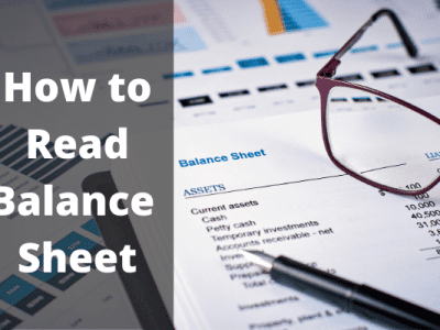 How to Read Balance Sheet