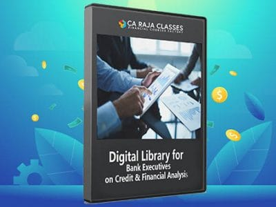 Digital Library for Bank Executives on Credit & Financial Analysis