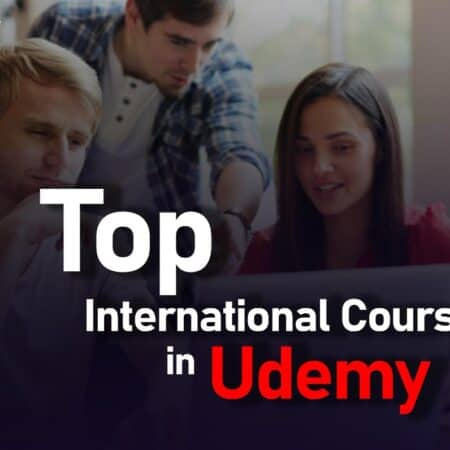 Top International Courses in Udemy